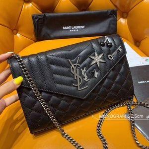 The women bag Saint laurent